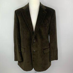 New Brooks Brothers 42R Corduroy Sport Coat Jacket